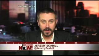 Jeremy Scahill & Glenn Greenwald Reveal NSA Role in Assassinations Overseas