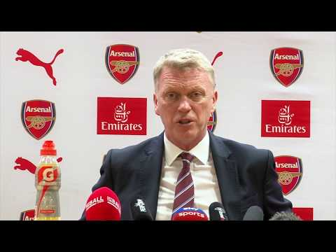 Moyes: Every Elite Boss Wants Arsenal Job