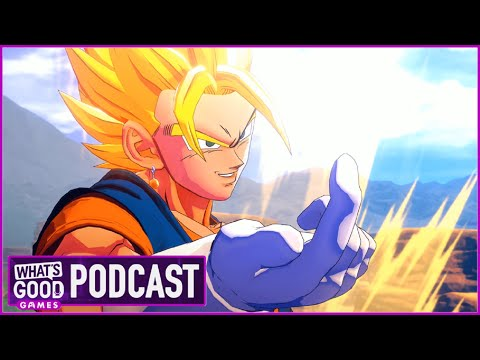 Dragon Ball Z: Kakarot - What's Good Games (Ep. 140)