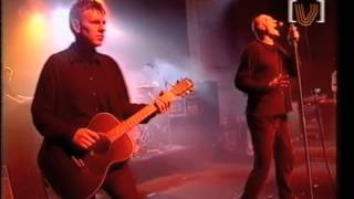 Midnight Oil - Live @ Newtown Theatre, Sydney, Australia - July 18, 2000