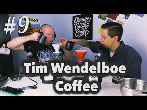 Brew & Review #9 - Tim Wendelboe Coffee