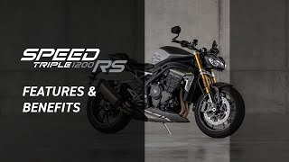 All-New Speed Triple 1200 RS Features and Benefits