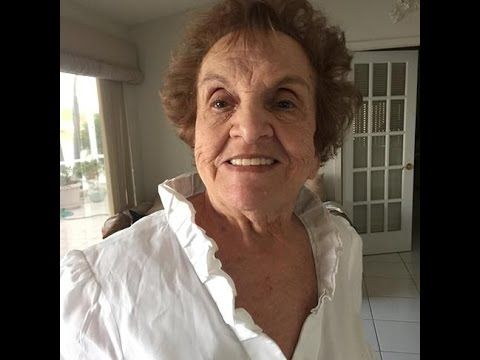 85 year old, my Mom,  using Jeunesse NV for first time