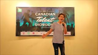 Canadian Talent Showdown: Connor Nelson