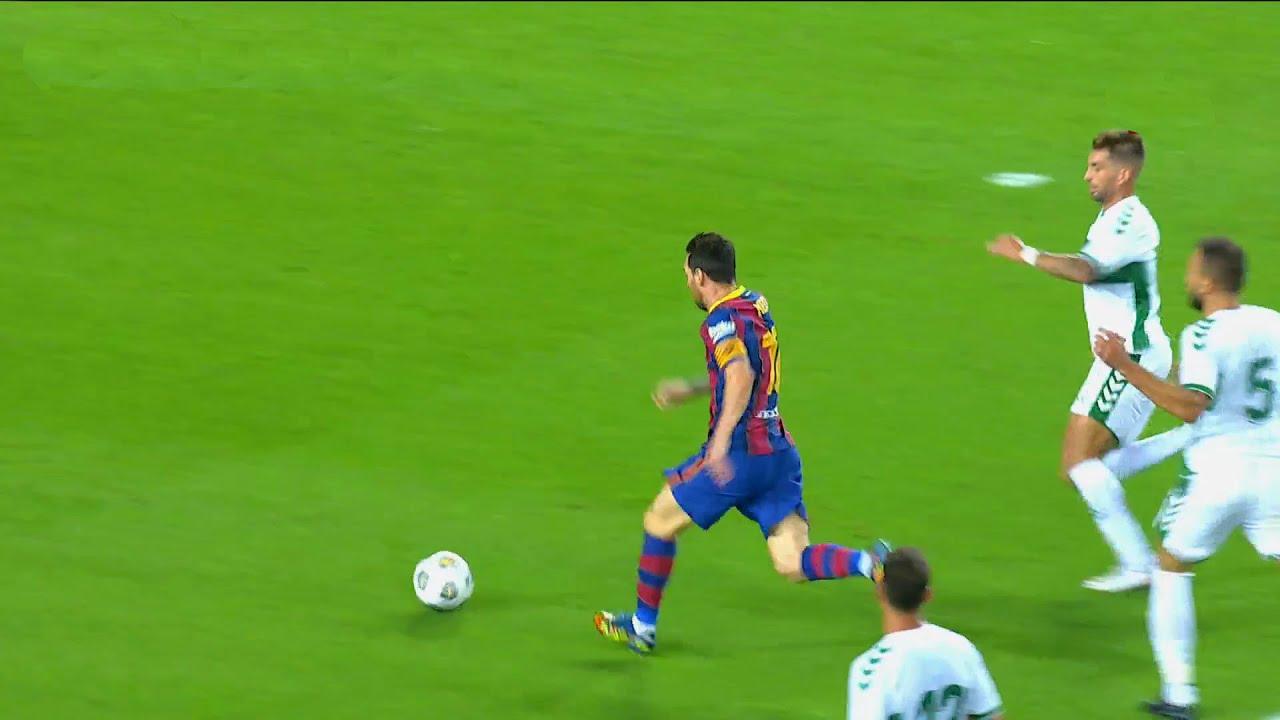 Lionel Messi vs Elche | 2020 HD - YouTube