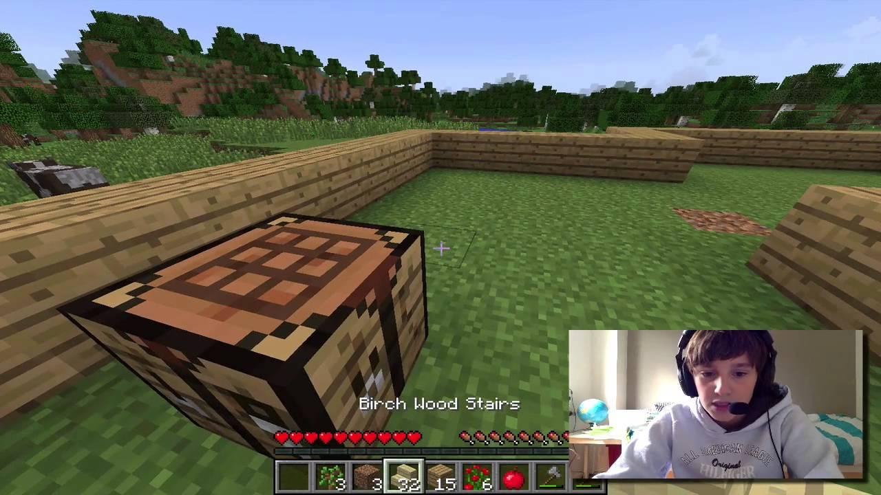 Minecraft survival part 1 mooi huis youtube - Mooi huis ...