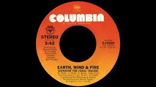 Earth, Wind & Fire ~ Serpentine Fire 1977 Funky Purrfection Version