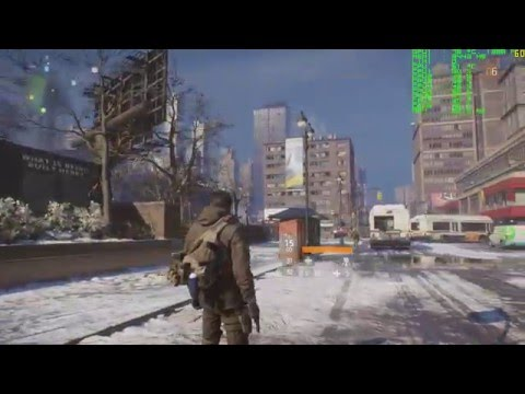 GTX 970 -- BEST SETTINGS -- The Division