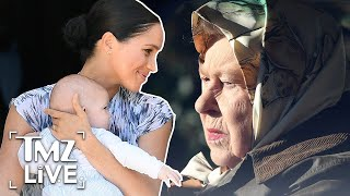 Royal Family In Crisis! | TMZ Live