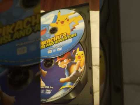 Pokemon Ranger And The Temple Of The Sea Dvd Review Youtube