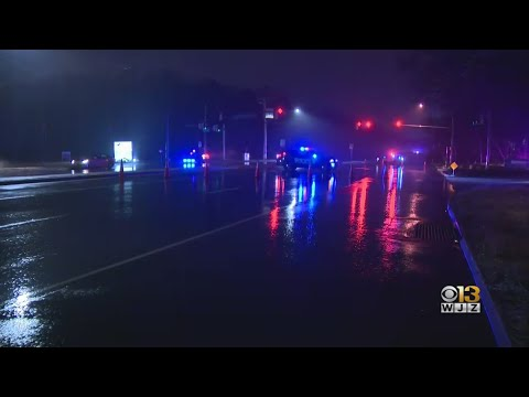 Two Police Officers Shot In Anne Arundel County