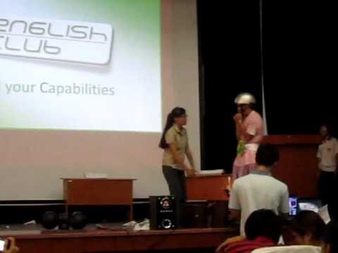 [HMU EC] Ra mắt Câu lạc bộ Tiếng Anh Đại học Y Hà Nội 2011