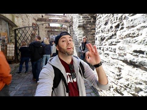 Welcome To Tallinn | Español En Estonia