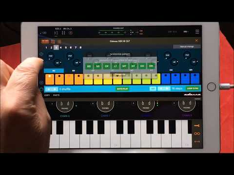 ROZETA by Bram Bos - AUv3 - Setting up And Getting Started Tutorial for the iPad
