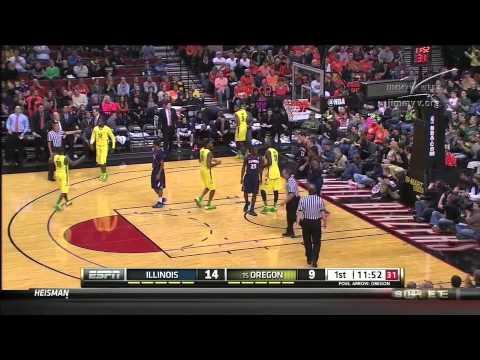 Joe Young Highlight Oregon Basketball