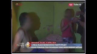 Gerebek Panti Pijat 'Plus' di Makassar, Polisi Temukan Tisu dan Alat Kontrasepsi - BIP 16/04