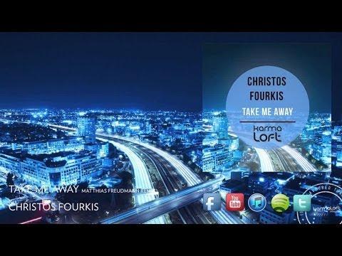 Christos Fourkis - Take Me Away mp3 ke stažení