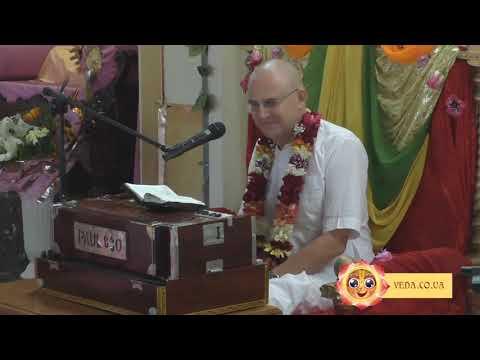 Бхагавад Гита 10.9 - Прабхавишну прабху