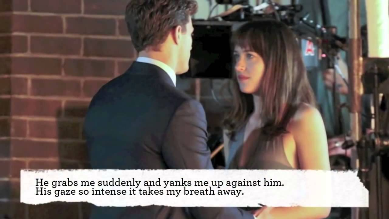 fifty shades of grey slideshow part the end