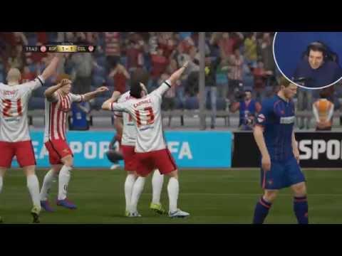 "FIFA 16 - ""WENDY,WENDY,WENDY!!!"" - ULTIMATE TEAM part 2."