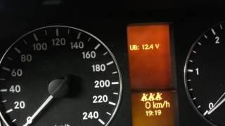 R A Z  Service C ,B, Mercedes