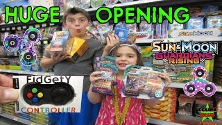 HUGE! Pokémon Fidget Toy Hunting Again - New Toy Store Visit
