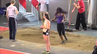 2015 RMAC Women's T&F Triple Jump