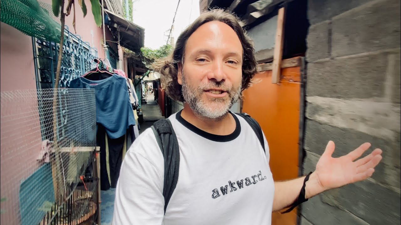 QUICK Message About This Channel (from the Slums of Bangkok, Thailand)