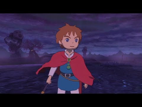 Ni No Kuni: Wrath Of The White Witch - The Miasma Marshes [74]