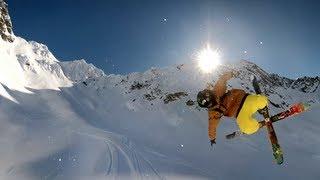 GoPro:  Tom Wallisch Mount Cook – TV Commercial