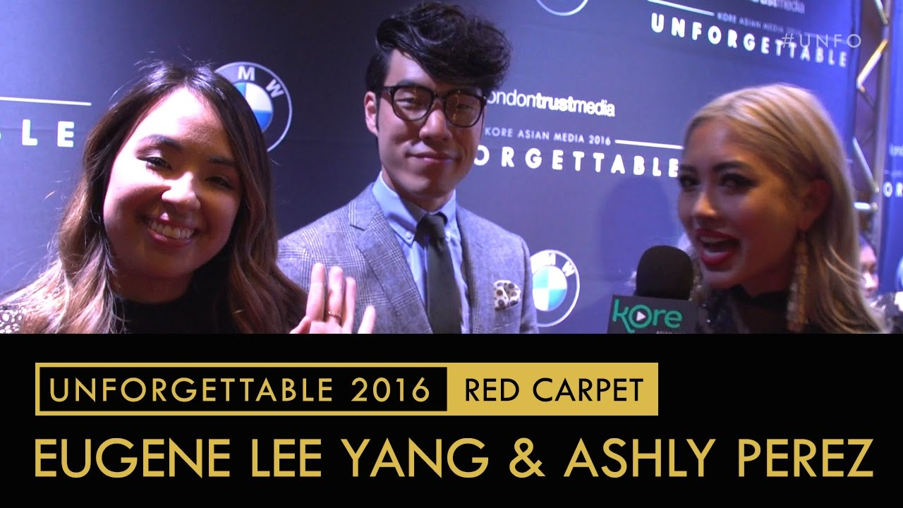 2016 Unfor table Gala Red Carpet Buzzfeed s Eugene Lee Yang