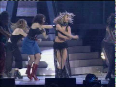 Britney Spears - Baby One More Time and Crazy from Billboard Awards 1999 .mpg Mp3