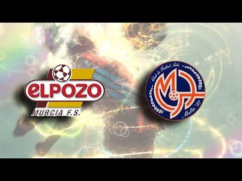El Pozo Murcia vs. Malta 97 FS