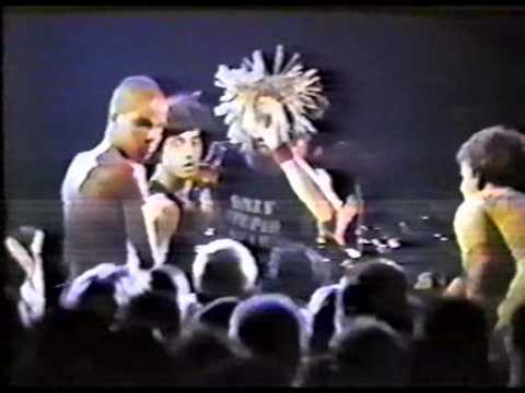 CONFLICT - Fenders Ballroom 1985 (live)