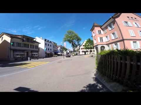 STREET VIEW: Neuhausen am Rheinfall in SWITZERLAND