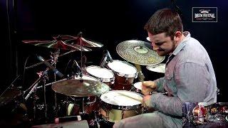 MEINL DRUM FESTIVAL 2015 – Matt Garstka (Animals As Leaders) - Freestyle