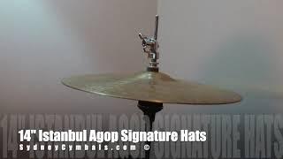"14"" Istanbul Agop Signature Hats"