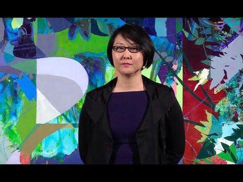 Diplomacy Reinvented: Uniting Korea Through Art | Mina Cheon | TEDxJHU