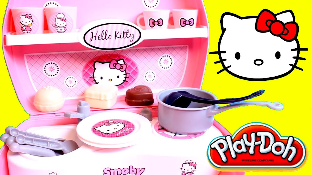 hello kitty toy kitchen hk mini kitchen play set cocinita de hello