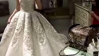 Самая дорогая и красивая платья в мире