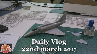 Flory Models Daily Vlog 22nd March 2017
