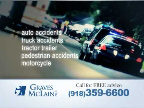 Tulsa Car Accident Attorney | Motor Vehicle Accident Lawyers in Oklahoma | Law Firm TV Commercial
