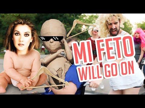 ABORTO LEGAL: Mi feto will go on