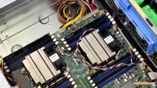Сервер на 2 x Xeon E5 2697v2 + 256Gb RAM (Как собрать сервер)