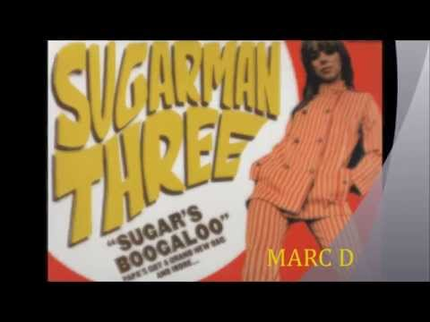 SUGARMAN THREE - SUNSHINE SUPERMAN - LP 'SUGAR'S BOOGALOO' - DAPTONE DAP 006 mp3
