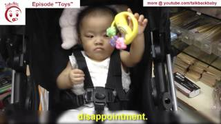 "Boring toys sad outcome !@#$u0026%??! 無聊玩具的結果 - talkbackbaby - Episode ""toys"""