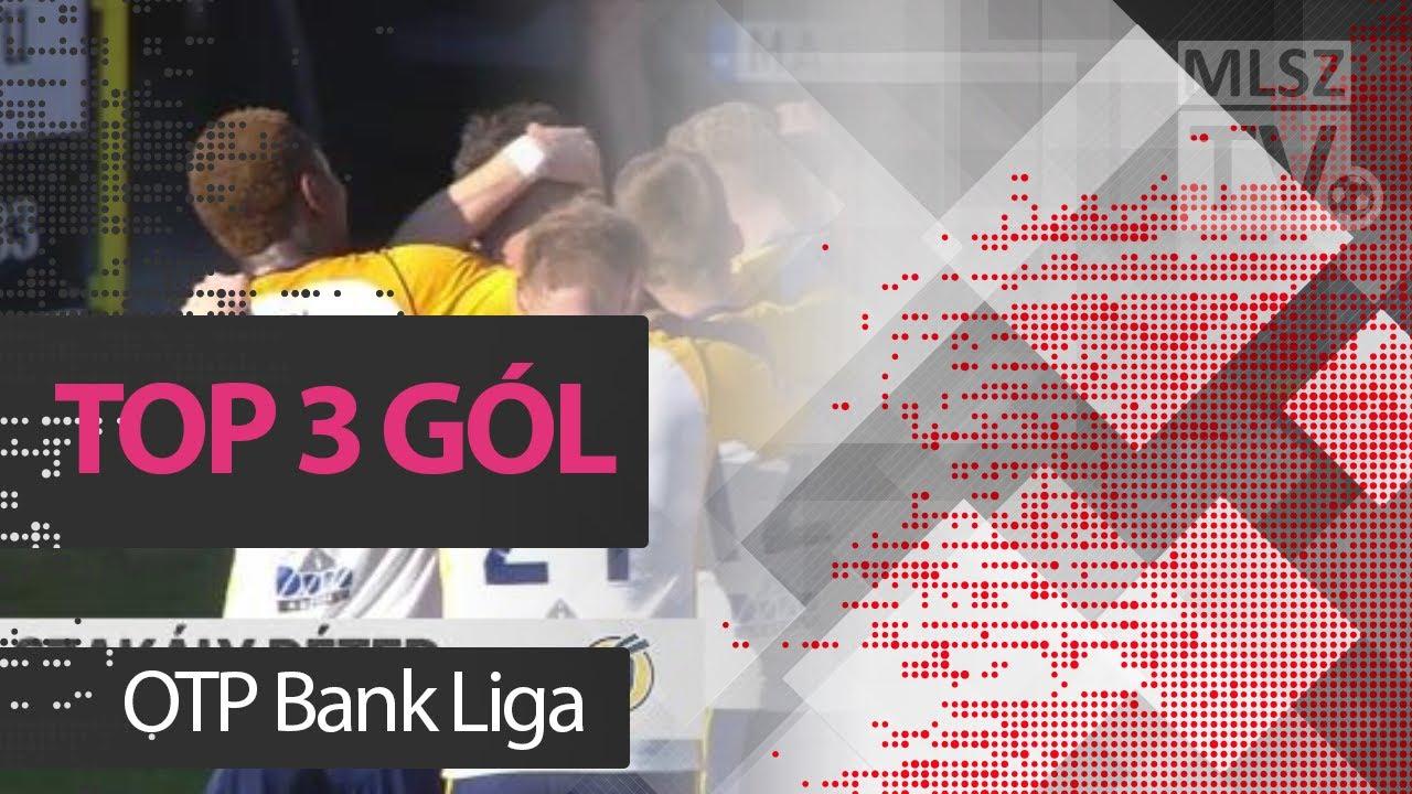 TOP 3 GÓL – 27. forduló | OTP Bank Liga | 2017/2018