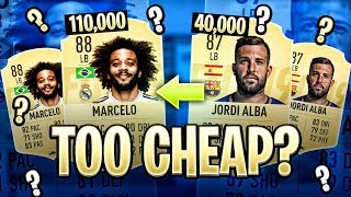 HOW TO KNOW WHEN A PLAYER IS TOO CHEAP? FIFA 19 Ultimate Team