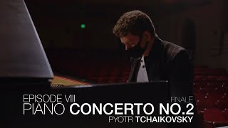 Musical Uplink Ep.VIII - Piano Concerto No. 2, Finale | Tchaikovsky feat. Dominic Cheli