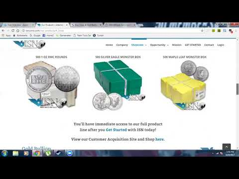 ISN Coins Review   Should You Join International Silver Network   MLM Review   Network Marketing